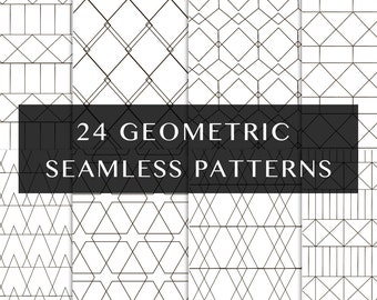 digital paper, vector, seamless patterns, backgrounds,  for personal and small commercial use