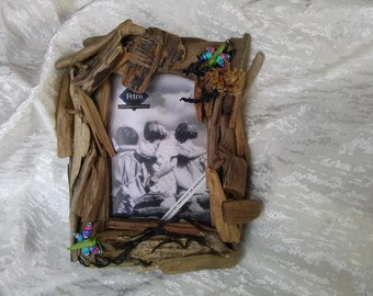 driftwood frames etsy - Driftwood Picture Frame