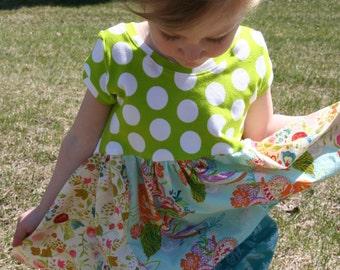 Petal and Plume tunic, boutique girls tunic, spring girls boutique tunic, summer girls boutique tunic, girls tunic