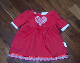 SALE!!!  Girls Evie Tunic Size 3T