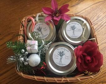 Bath & body gift basket (small)