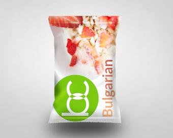 Bulgarian: dried organic & probiotic heirloom yogurt starter