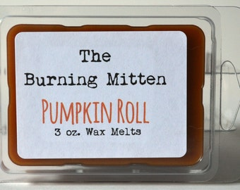 Pumpkin Roll 3 oz. Wax Melts - CLEARANCE