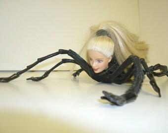 Black Widow Spider Barbie