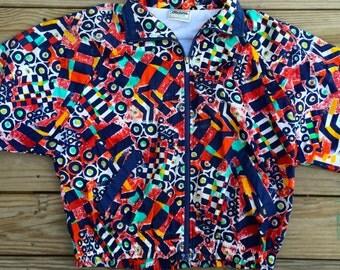 Mizuno Tennis Jacket Windbreaker 90's