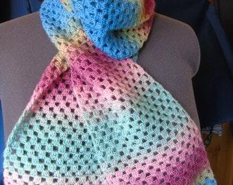 Handmade Crochet Scarve (free P&P)