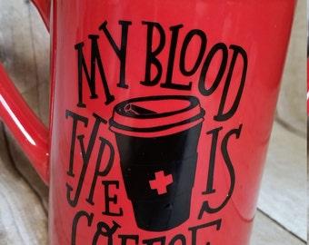 LargeCoffee Mug