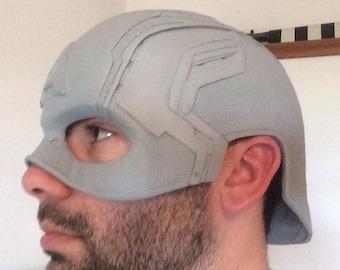 Captain America Helmet Kit