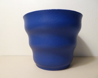 Periwinkle Blue, Planter, Made in Germany