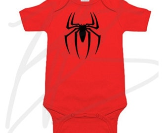 Marvel superheros bodysuits creepers and shirts! cute adorable! Spiderman, Thor, captain america, and iron man! Available in all siz