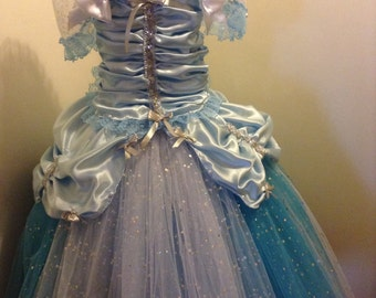 Princess inspired dress tu tu