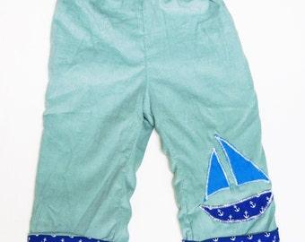 Corduroy Pants - size 18-24 m