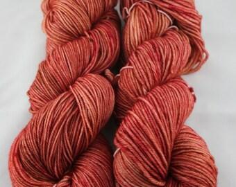 SW Sock - Blood Orange