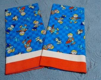 Children's pillowcase set