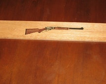 Oak 2 Gun Rifle Rack