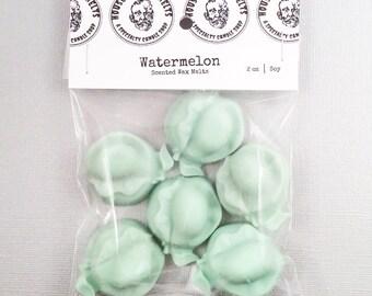 Wax Melts - Teenage Mutant Ninja Turtles - Watermelon Scented - Soy - 2 ozSoy - Wax Melt - Soy Wax Tarts - Highly Scented Wax Melts