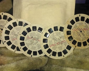Out of print view master reels