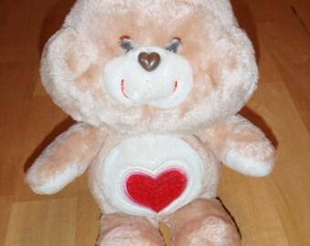 Vintage Tenderheart Care Bear 1983