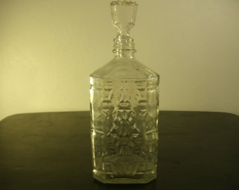 Retro Liquor Decanter