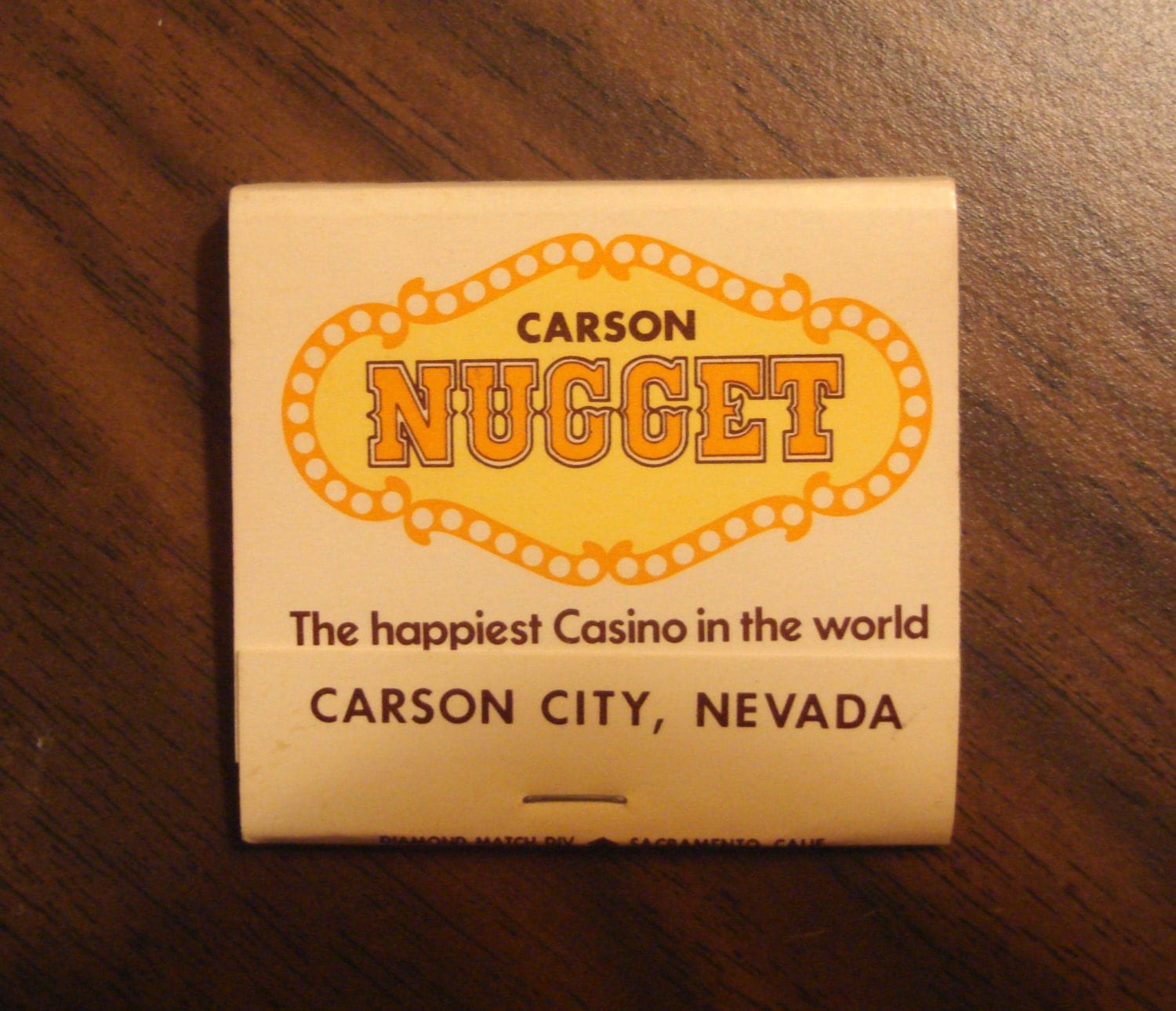 gold nugget casino carson city
