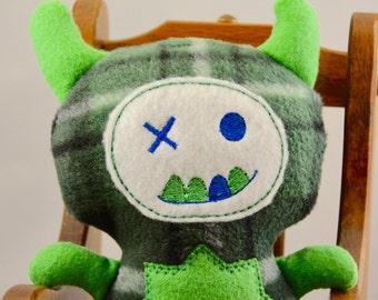 Monster creative creature stuffed animal