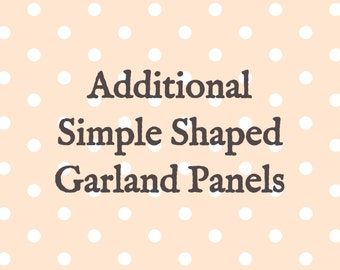 Additional Simple Shape Banner Panels