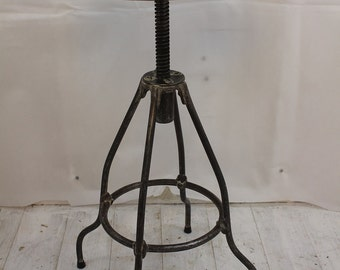 industrial machine stool