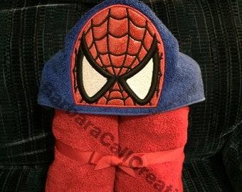 Hooded Bath Towel - Web Hero