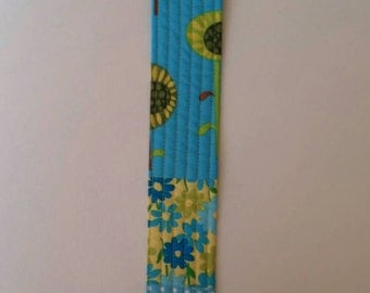 Sippy cup leash - snack cup leash - toy leash - quilted toy strap - quilted strap - baby essential -ready to ship