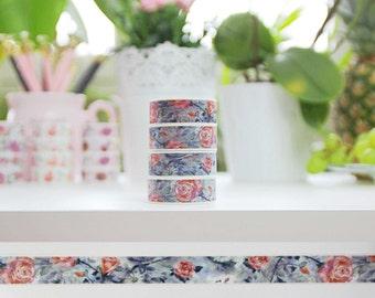 Washi Tape Floral WTI-06