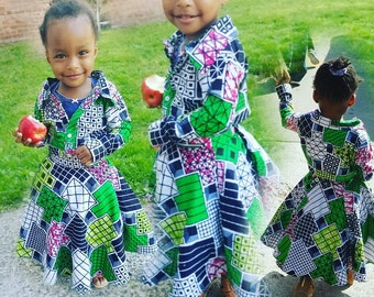 African baby wear