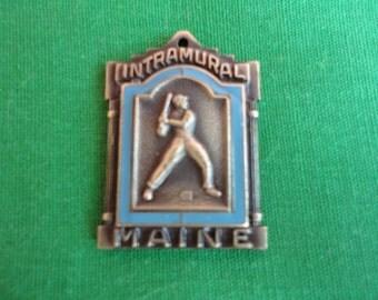 Maine Baseball Medal