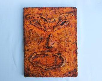 Book of the Dead Necronomicon Blank Notebook