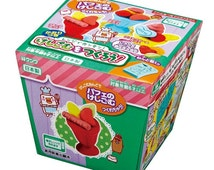 Japanese Popular DIY Kit !! Kutsuwa Kawaii Parfait Eraser Making Kit with Scented Clay - Shipping from Japan