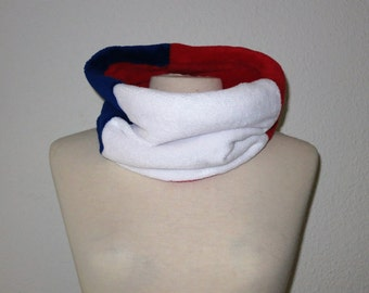 "SNOOD ""Long live the France!"" Inside red"