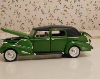 Cadillac Fleetwood 1938 Cab Forward
