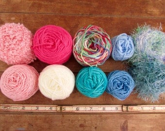 Yarn Bundle #32 - CLOSET CLEAN OUT