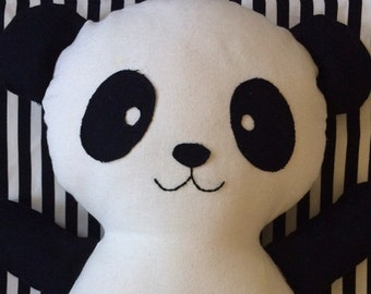Pino Panda Plush Toy - Medium
