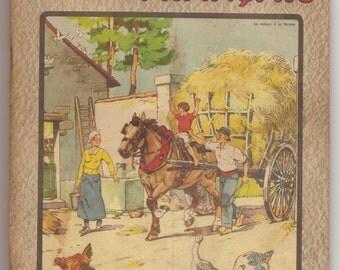 Le Chasseur Francais Juillet 1939 No. 589.