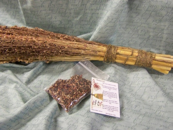 Broom Corn Seeds By Witcheshollowfarms On Etsy
