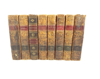 1802-1804 complete Works of Shakespeare,1st U.S. w/ Johnson's,1st subscription