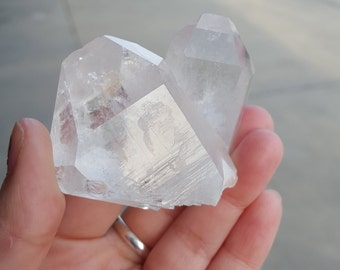 Arkansas Quartz double point
