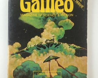 Galileo Magazine of science fiction