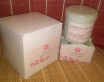 Soap Gift Box/Sets