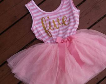 Fifth Birthday Dress