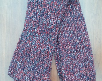 Red Speckled Scarf