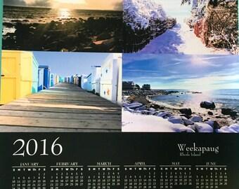 Weekapaug 2016 Wall Calendar