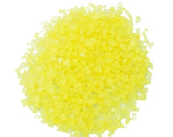 Yellow Sugar Crystals - 1 LB