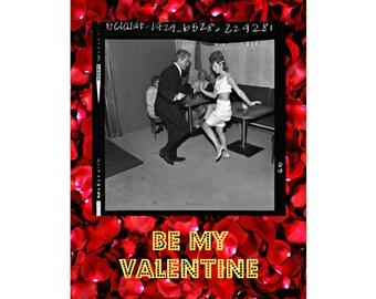Go-Go Valentine Card