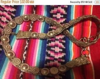 Sale Vintage metal belt